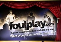 foulplay.com now - hunleymedia.com